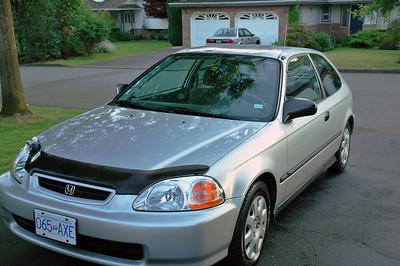 1998 Honda Civic DX 002