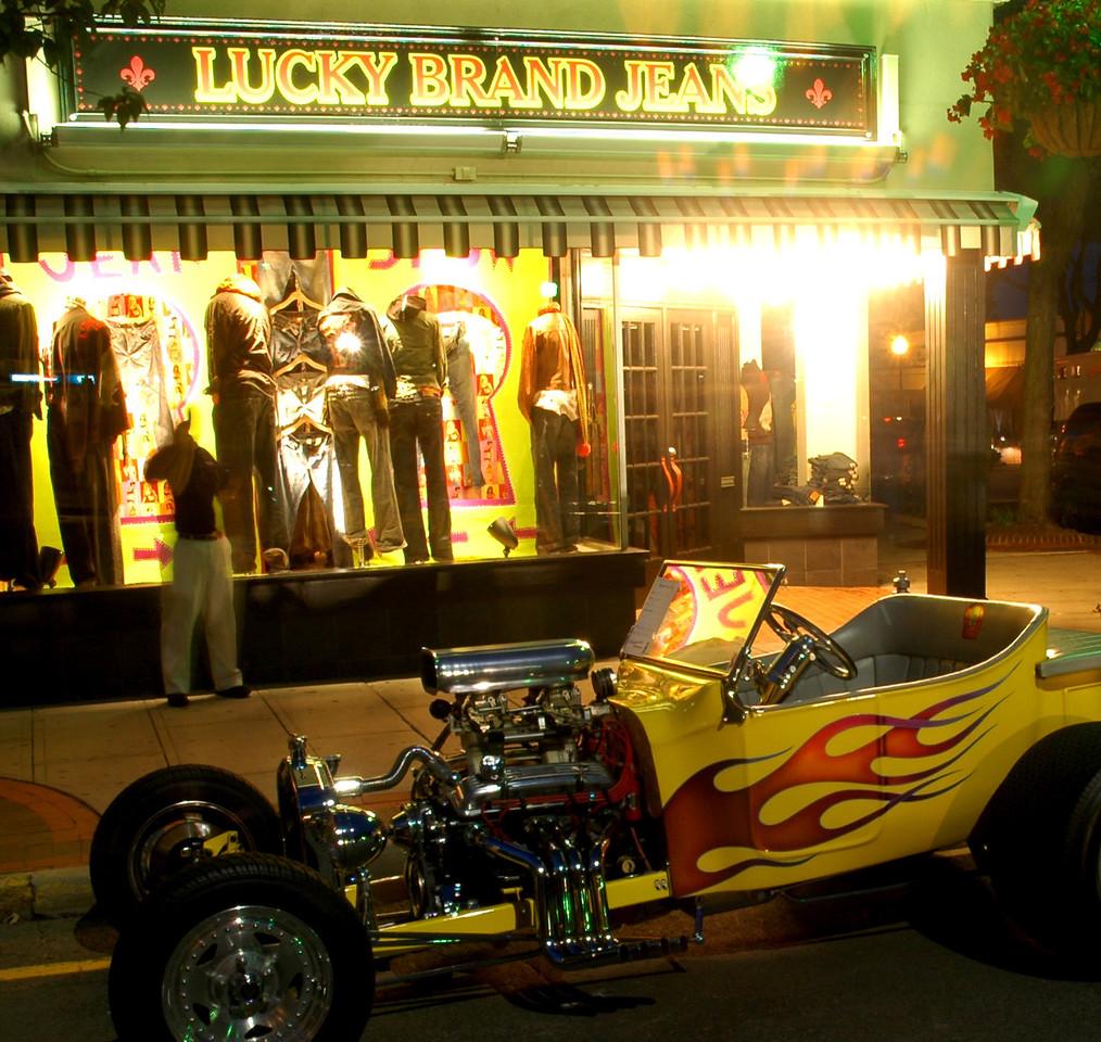 Lucky Hot Rod
