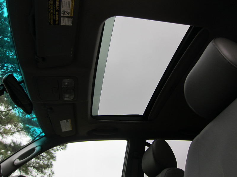 Power Sliding Sunroof