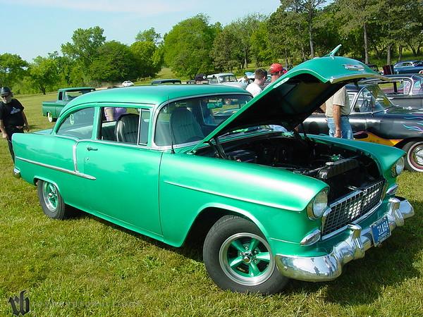 Tri-Five Chevrolets