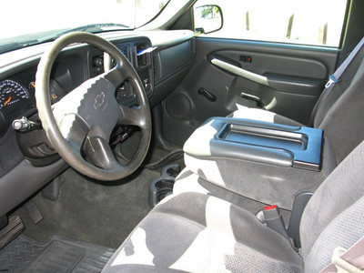 2007 2500 HD Chevy