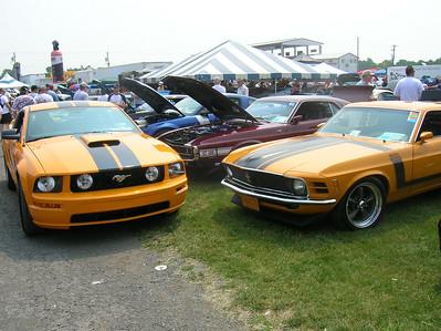 2007 Grabber Orange vs. 1970 Grabber Orange