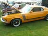 1970 Grabber Orange Boss 302