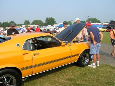 1969 Mach1 hood