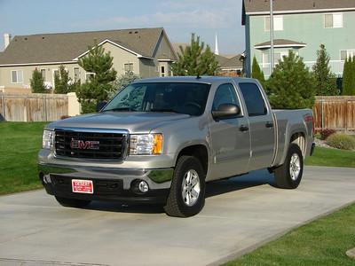 2007 GMC Sierra Pickup