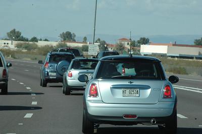 2007 MINI training in Scottsdale, AZ 2/12/2007