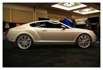 Bentley   Sigma 18-50mm f/2.8 EX DC