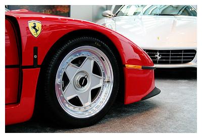 Ferrari    Sigma 18-50mm f/2.8 EX DC