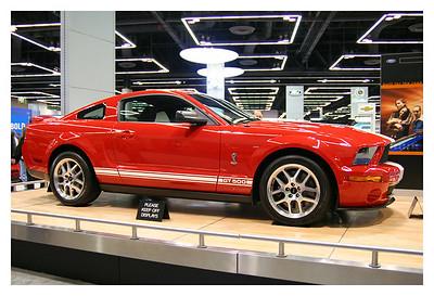 Mustang GT 500   Sigma 18-50mm f/2.8 EX DC