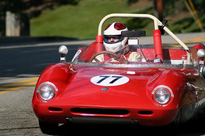 Alan Patterson III - 1958 Elva Mk4