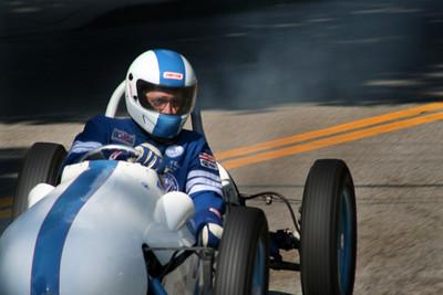 Peter Becker - 1954 Cooper 500ccF3