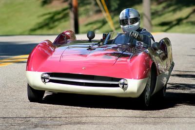Elad Shraga - 1955 Abarth 207A