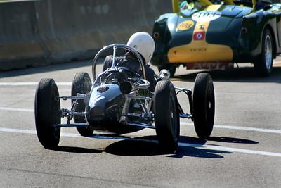 Nigel Ashman - 1957 Cooper Mk XI