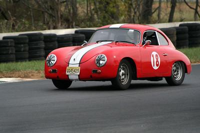 Bob Klingenburg, Porsche 356