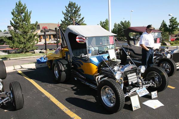 2007 Sams Club Car Show 08/19/07