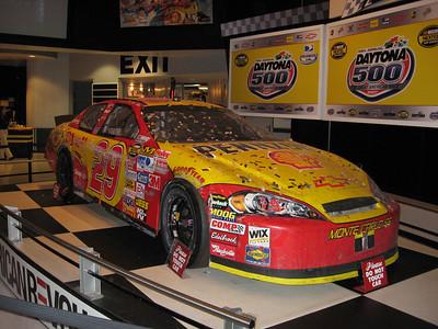The Daytona 500 Experience - 24 Aug. '07