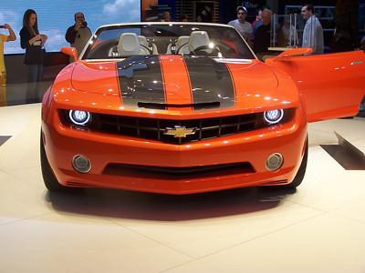 NAIAS - North American International Auto Show - Cobo Center - Detroit - 14 Jan. '07