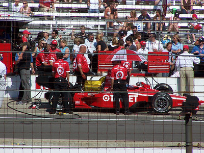 Pole Day at Indianapolis Motor Speedway - 12 May '07