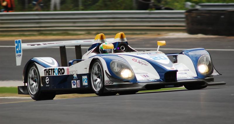 #20 Dyson Racing Porsche RS Spyder