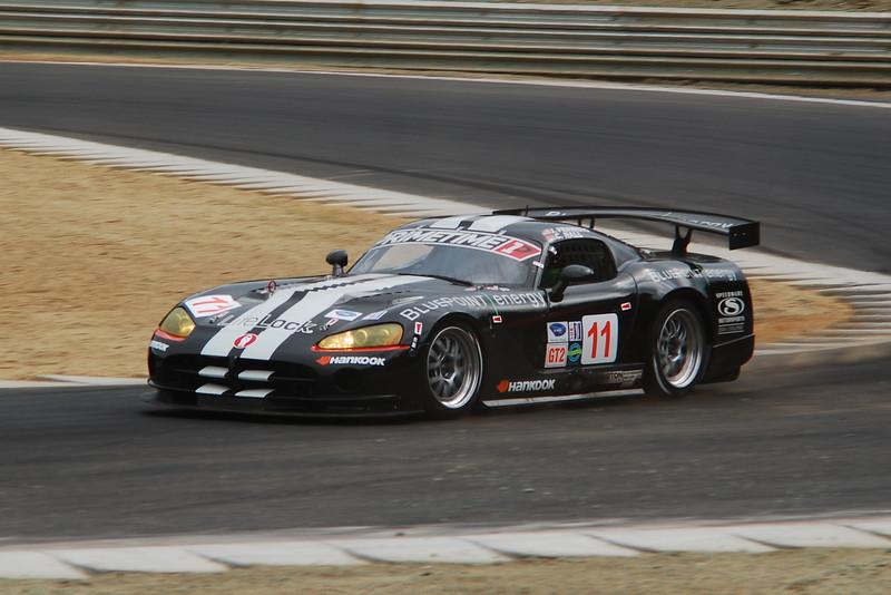 #11 Primetime Race Group Dodge Viper Competition Coupe