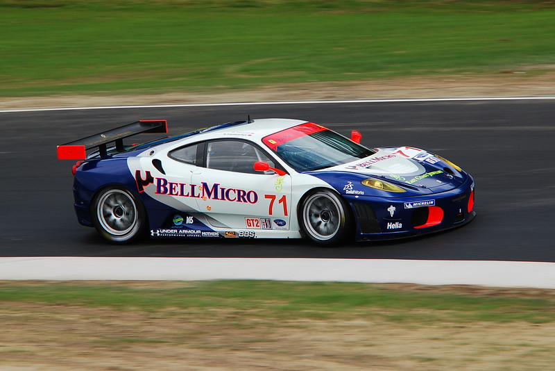 #71 Tafel Racing Ferrari F430 GT