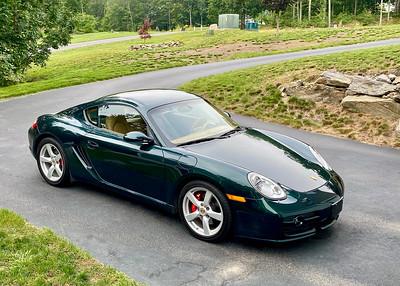 2008 Porsche Cayman S 987