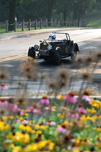 Carlton Shriver - 1938 Morgan 4-4