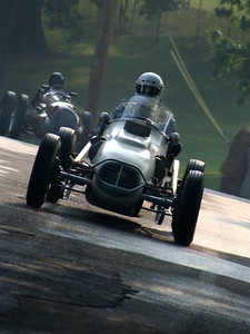 Paul O'Malley - 1952 Culbert Sprint