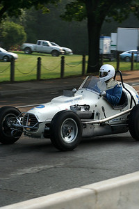 Paul O'Malley - 1952 Culbert Sprint