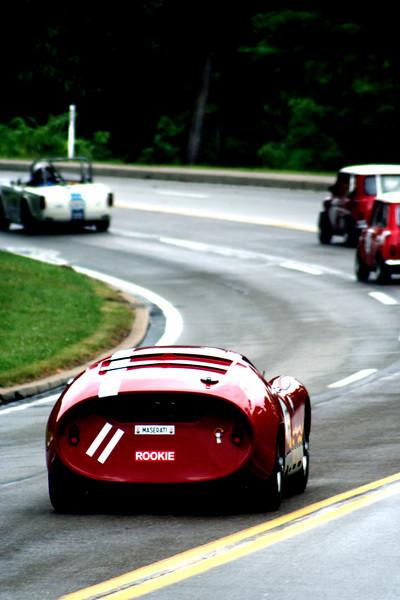 Charles Schwimer - 1965 Maserati Tipo 151