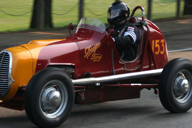 Scott Ebert - 1939 Dreyer Ford Special
