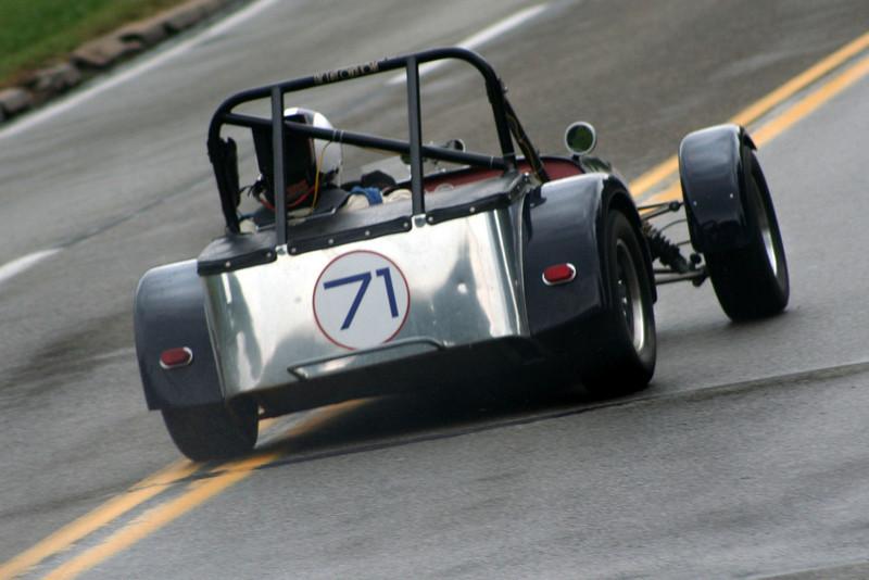 Bob Colaizzi - 1962 Lotus Super 7 S2