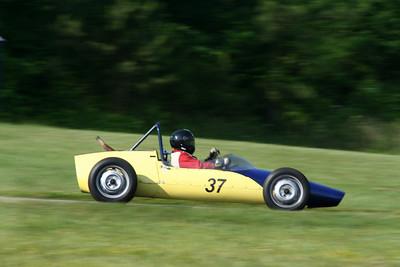 Jeremy Freeman : 1964 Quantum Motorcars Formula S