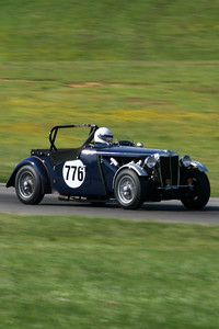 Manley Ford: #776 MG TD