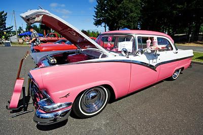 "1956 Ford Town Sedan ""Pink Lady""  Sigma 10-20mm f/4-5.6 EX DC HSM"