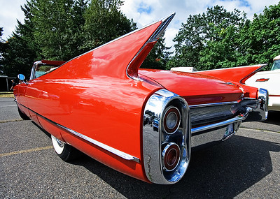 1960 Cadillac Convertible  Sigma 10-20mm f/4-5.6 EX DC HSM