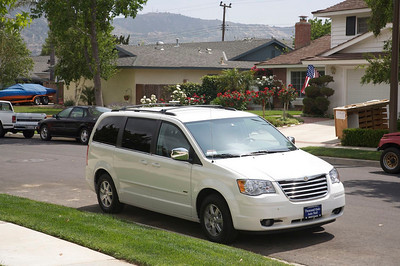 2008 Town & Country