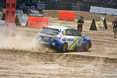 2008 X-games: Rally Race