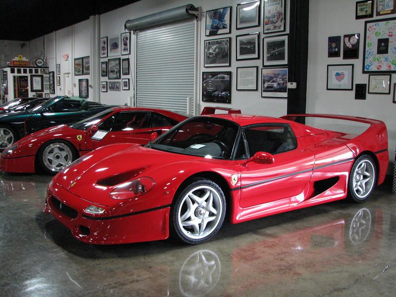 2008 06 10 Tue - 1995 Ferrari F50 Berlinetta