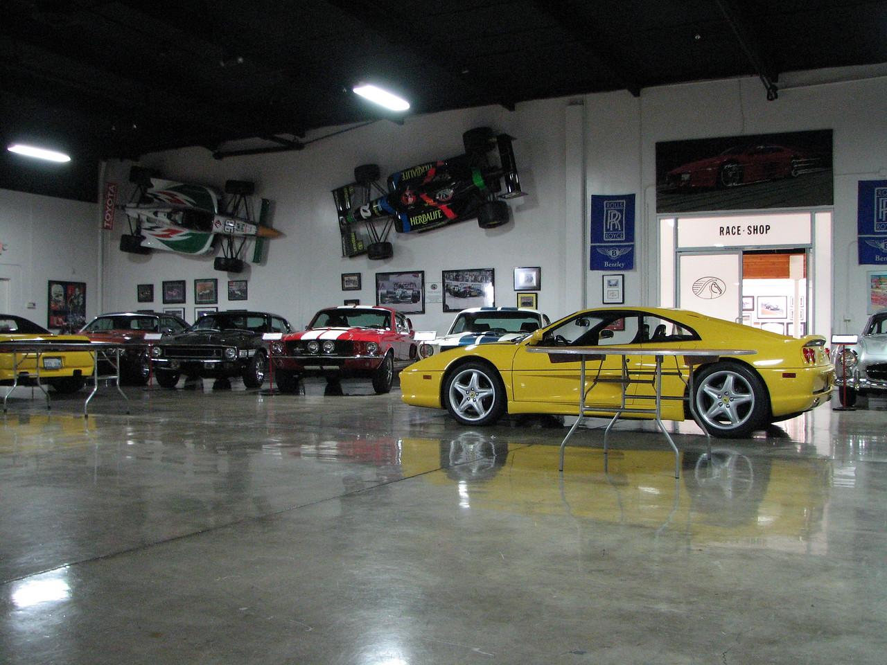 2008 06 10 Tue - Ferraris & Mustangs