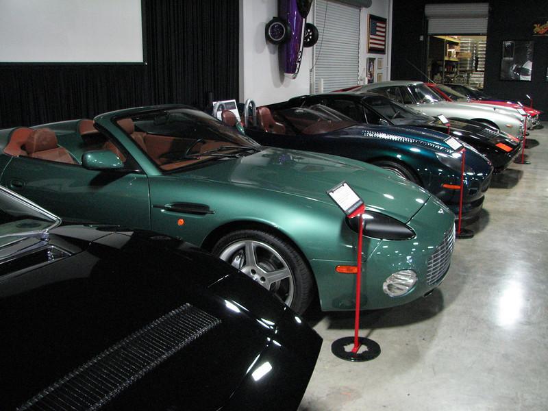 2008 06 10 Tue - 2003 Aston Martin DB AR1 et al