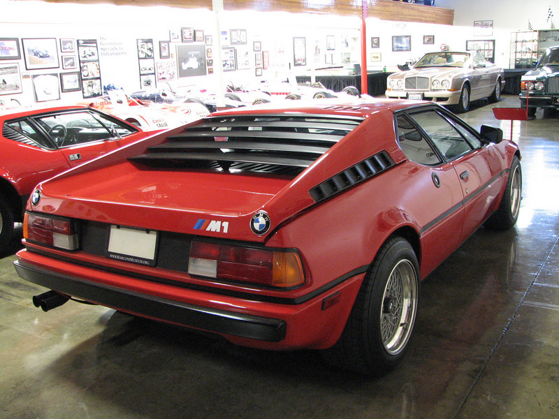 2008 06 10 Tue - 1981 BMW M1