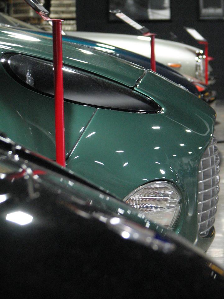 2008 06 10 Tue - 2003 Aston Martin DB AR1 nose