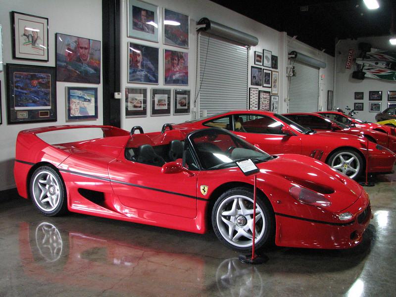 2008 06 10 Tue - 1995 Ferrari F50 Barchetta 2