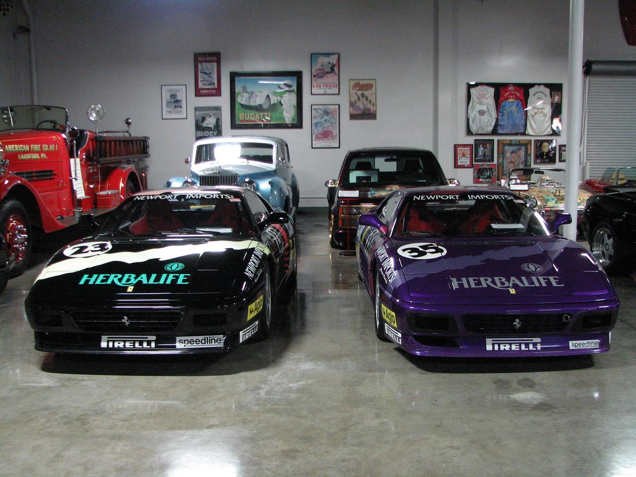2008 06 10 Tue - Herbalife Ferraris