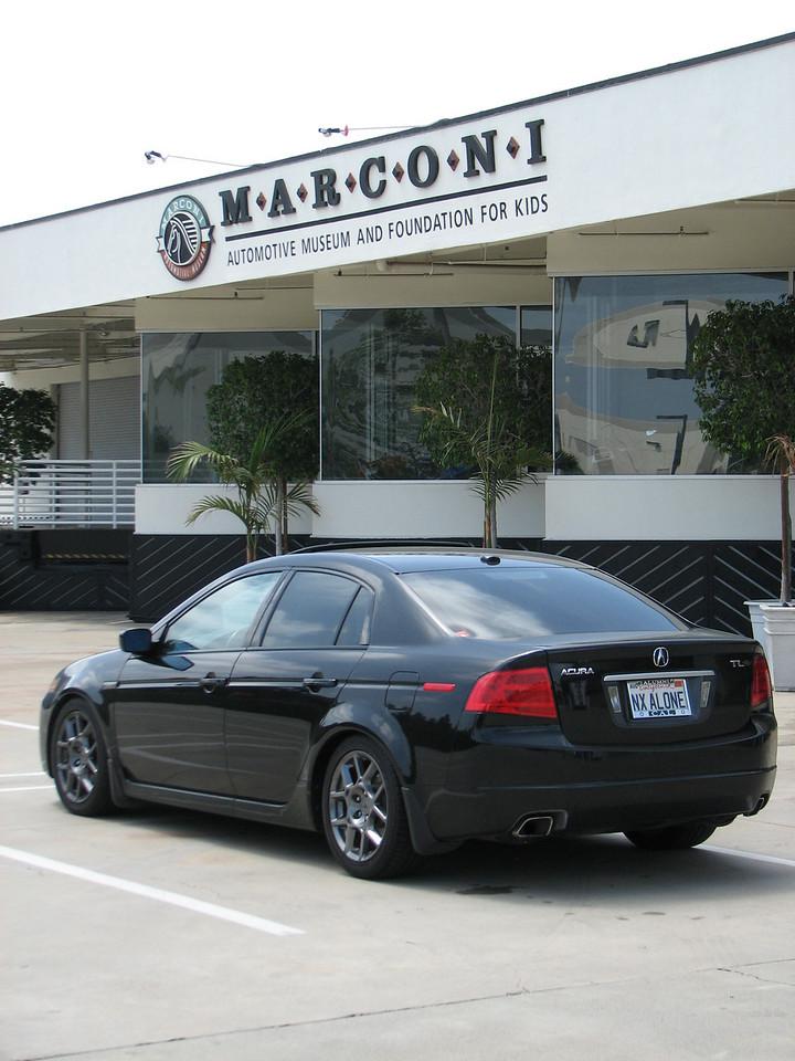 2008 06 10 Tue - NX ALONE @ Marconi 2