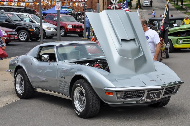 50's Fling Car Show 2009