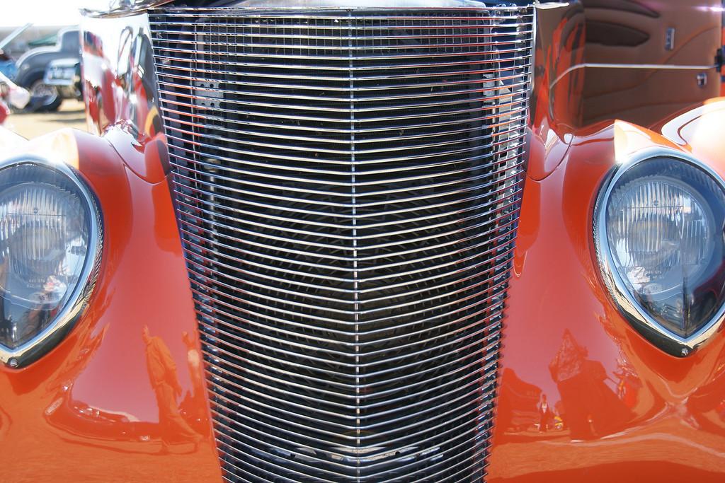 1937 Ford Roadster Customer