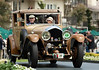 This 1929 Bentley 6 1/2 Litre H.J. Mulliner Sedanca De Ville is the only surviving Sedanca saloon.