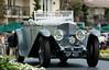 1931 Bentley 8 Litre Vanden Plas Tourer